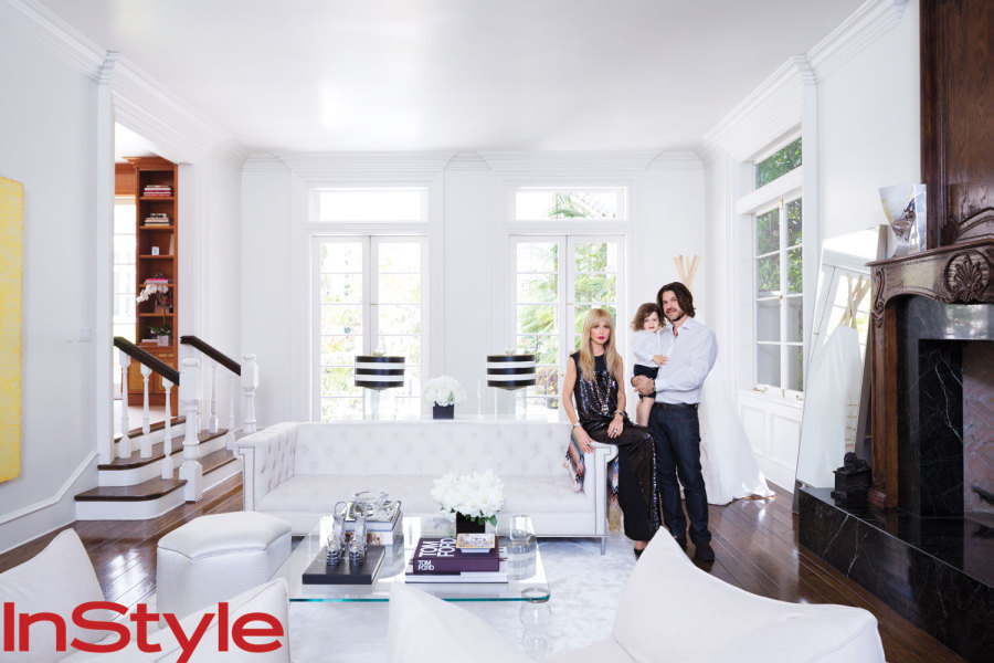 Rachel Zoe 39 S California Home Is A Perfectionist 39 S Dream
