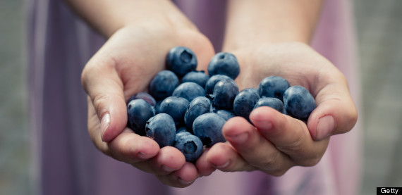 Blueberries and diabetes