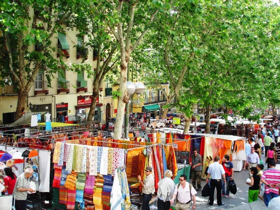 De compras los mercados y mercadillos m s peculiares del - El rastro del electrodomestico ...