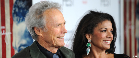 Clint Eastwood Dina divorce