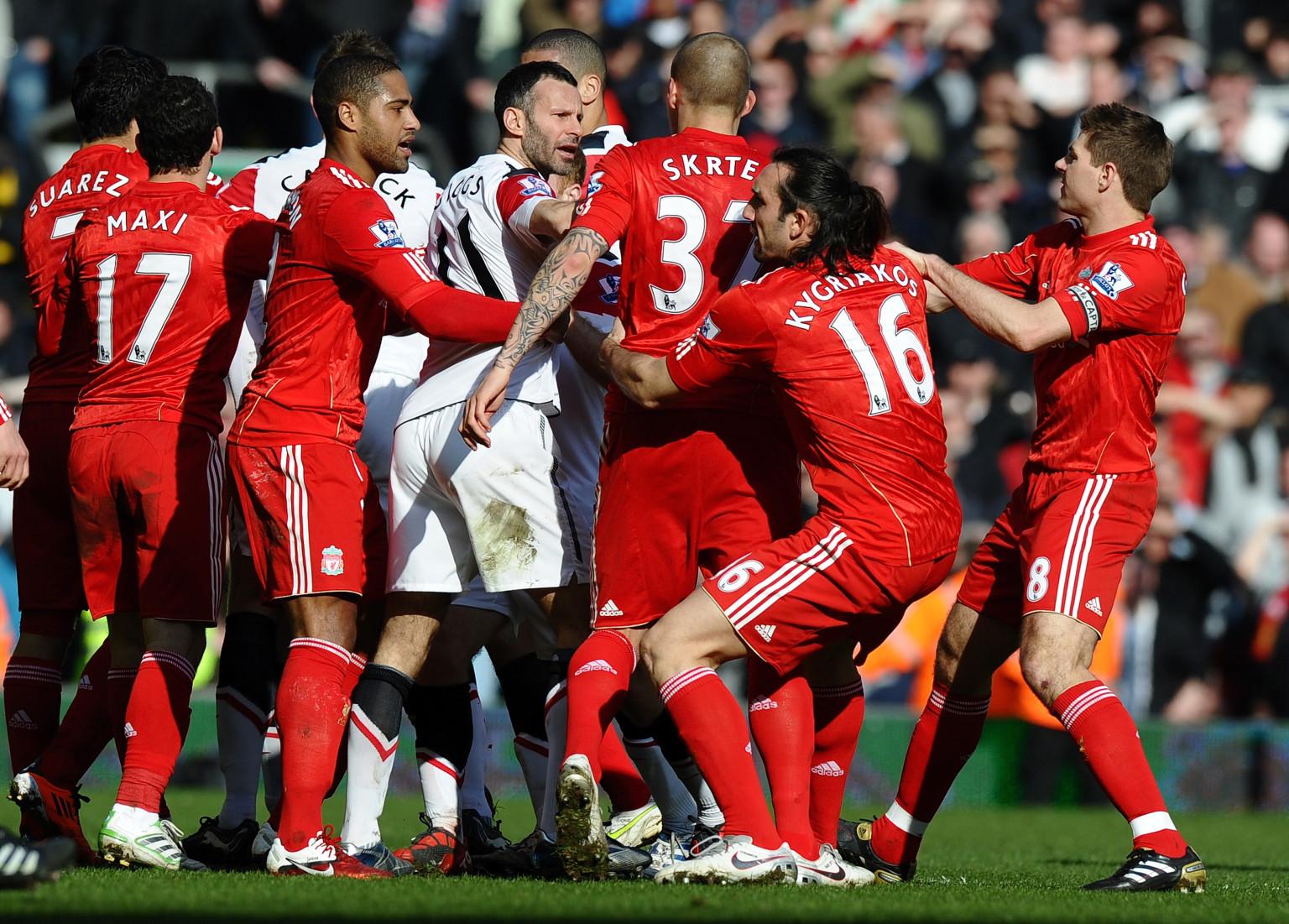liverpool vs man united - photo #14