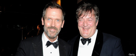 stephen fry hugh laurie