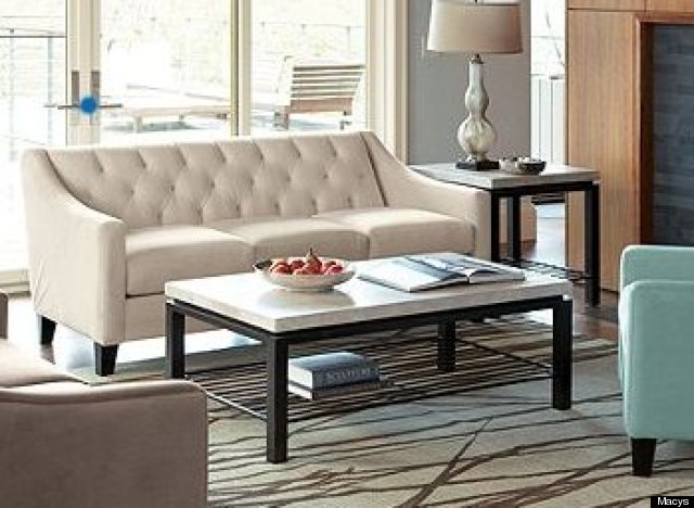 Slim sofas for small rooms best sofas and couches for - Best sectionals for apartments ...