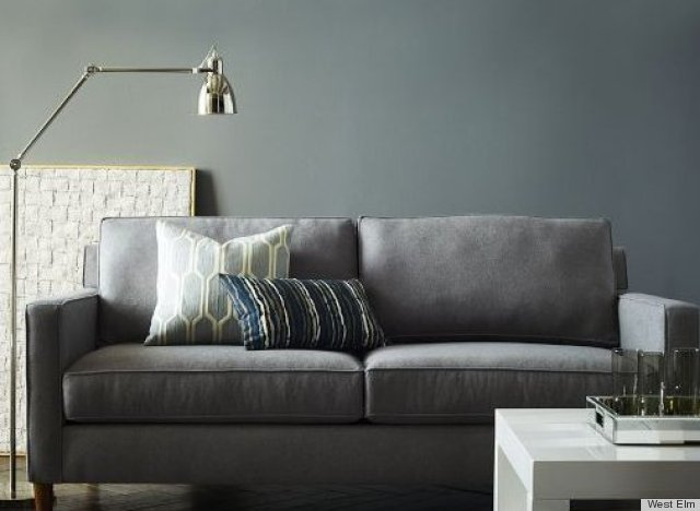 apartment sofa & 6 Couches For Small Apartments That Will Actually Fit In Your Space ...