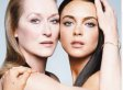 Lindsay Lohan Wants To Remind Meryl Streep Of Their Past Friendship