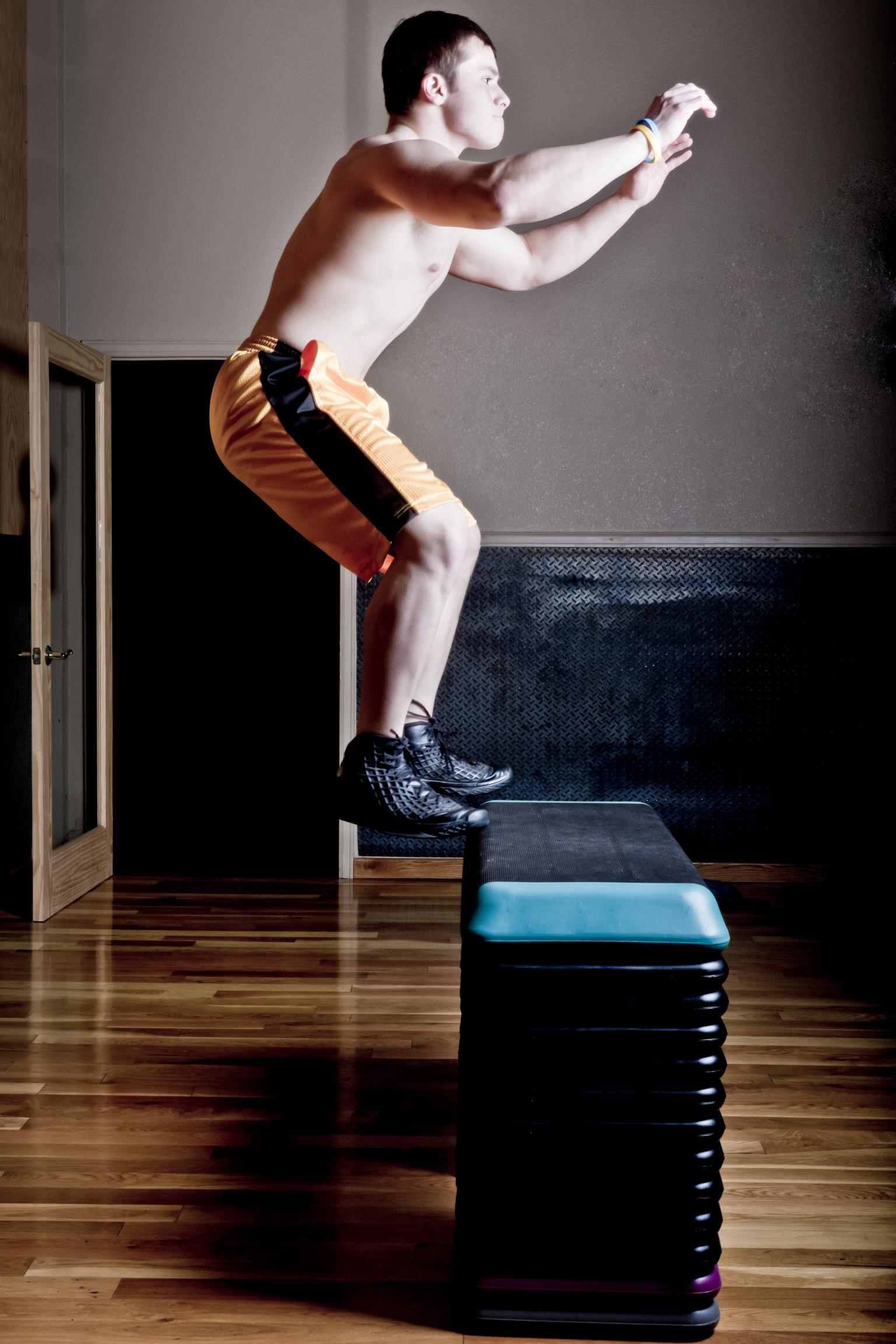 15 Minute Workout Plyometrics