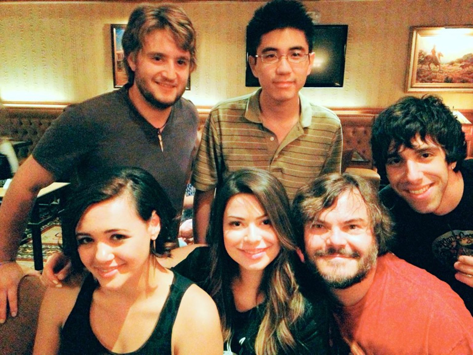 jack black school of rock reunion - photo #1