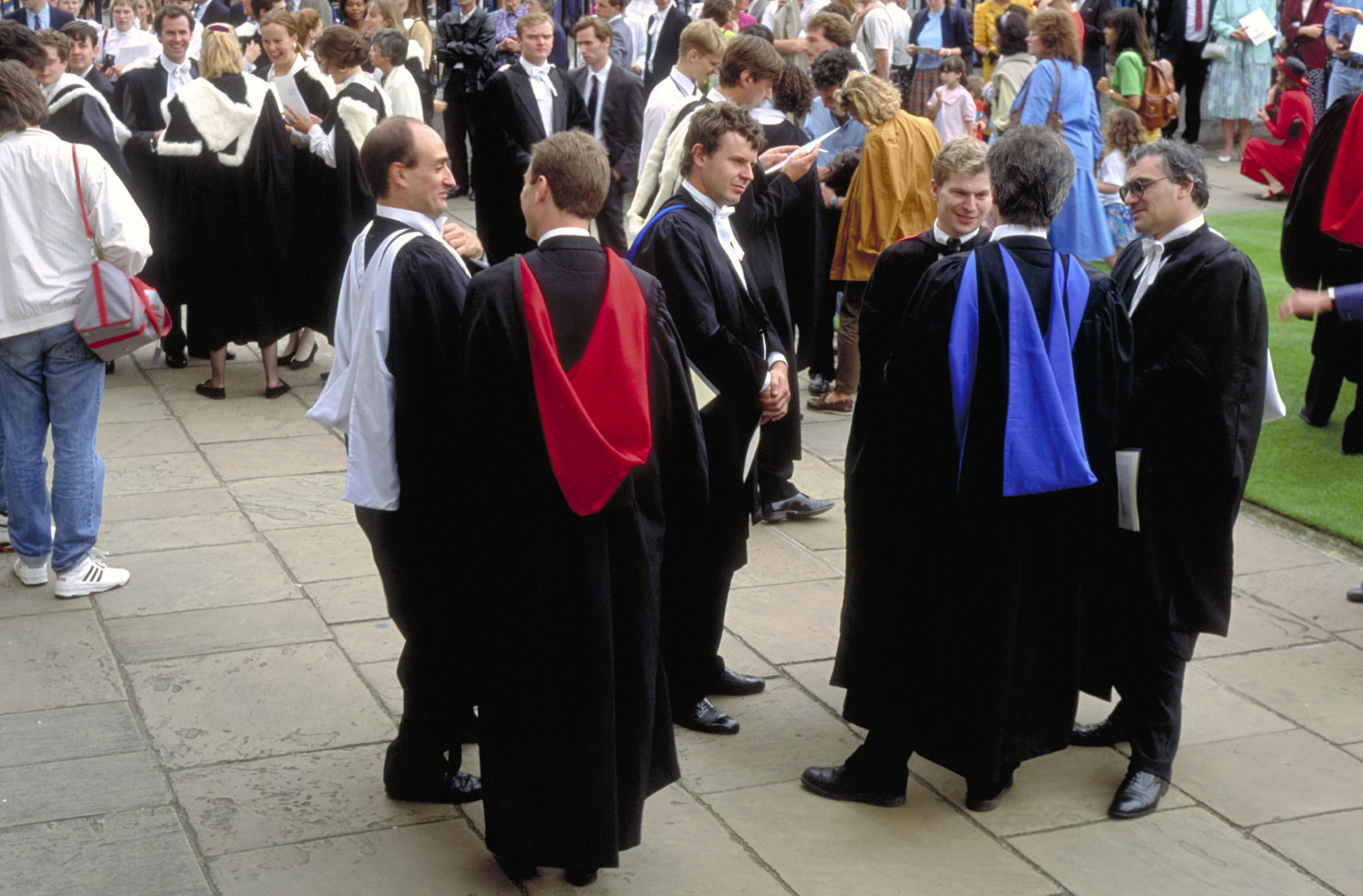 male cambridge university students can graduate in skirts