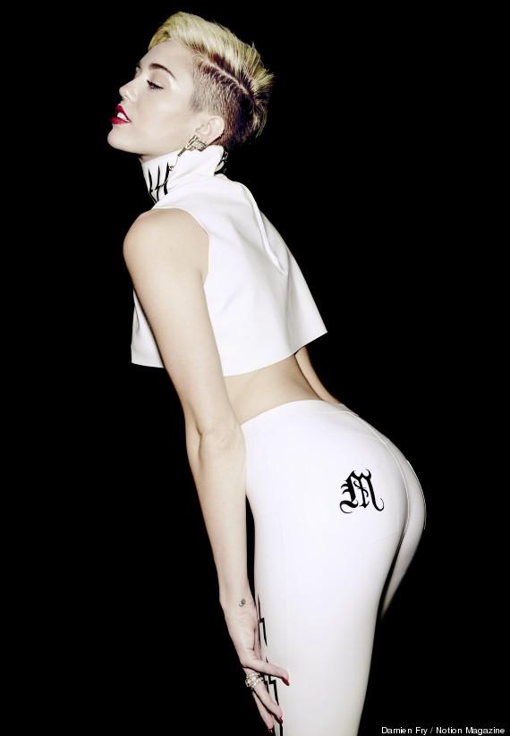 Miley cirus strips