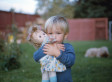 Why One Dad Encourages His Sons To Play With Dolls (VIDEO)