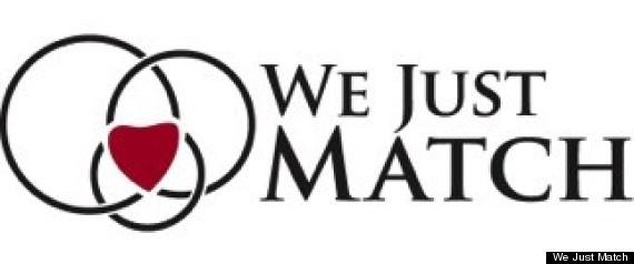 we just match