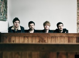 EXCLUSIVE: Kodaline Unveil Acoustic Version Of 'Brand New Day'