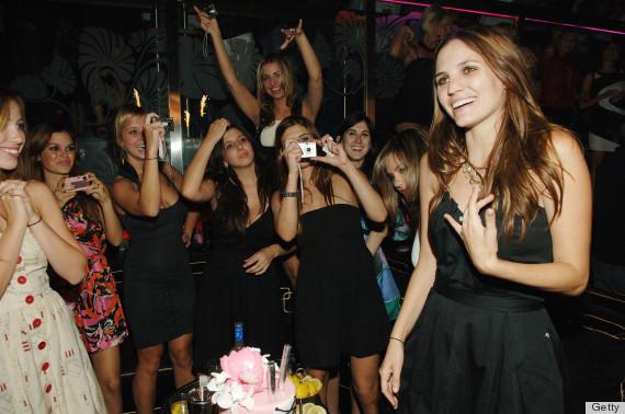 tatiana santo domingo bachelorette party