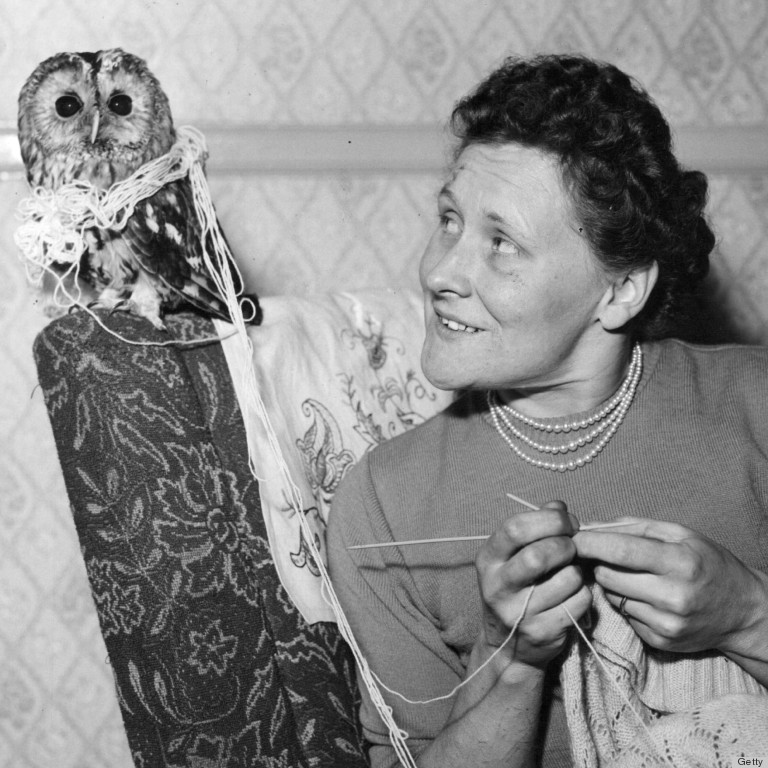 A Look At 7 Weird House Pets People Kept In The 1940s