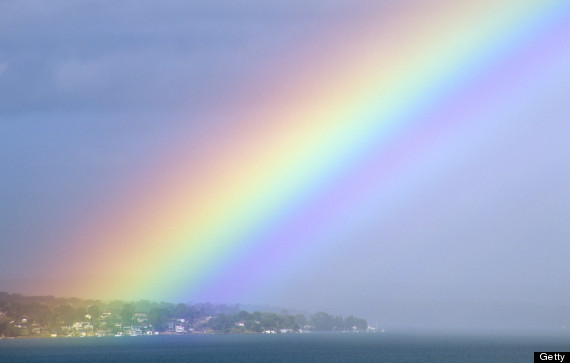 Two People Never See The Same Rainbow--And 6 More Amazing Facts ...