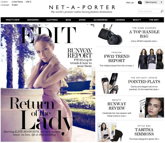 What should i buy on net a porter for 200 huffpost for Net a porter