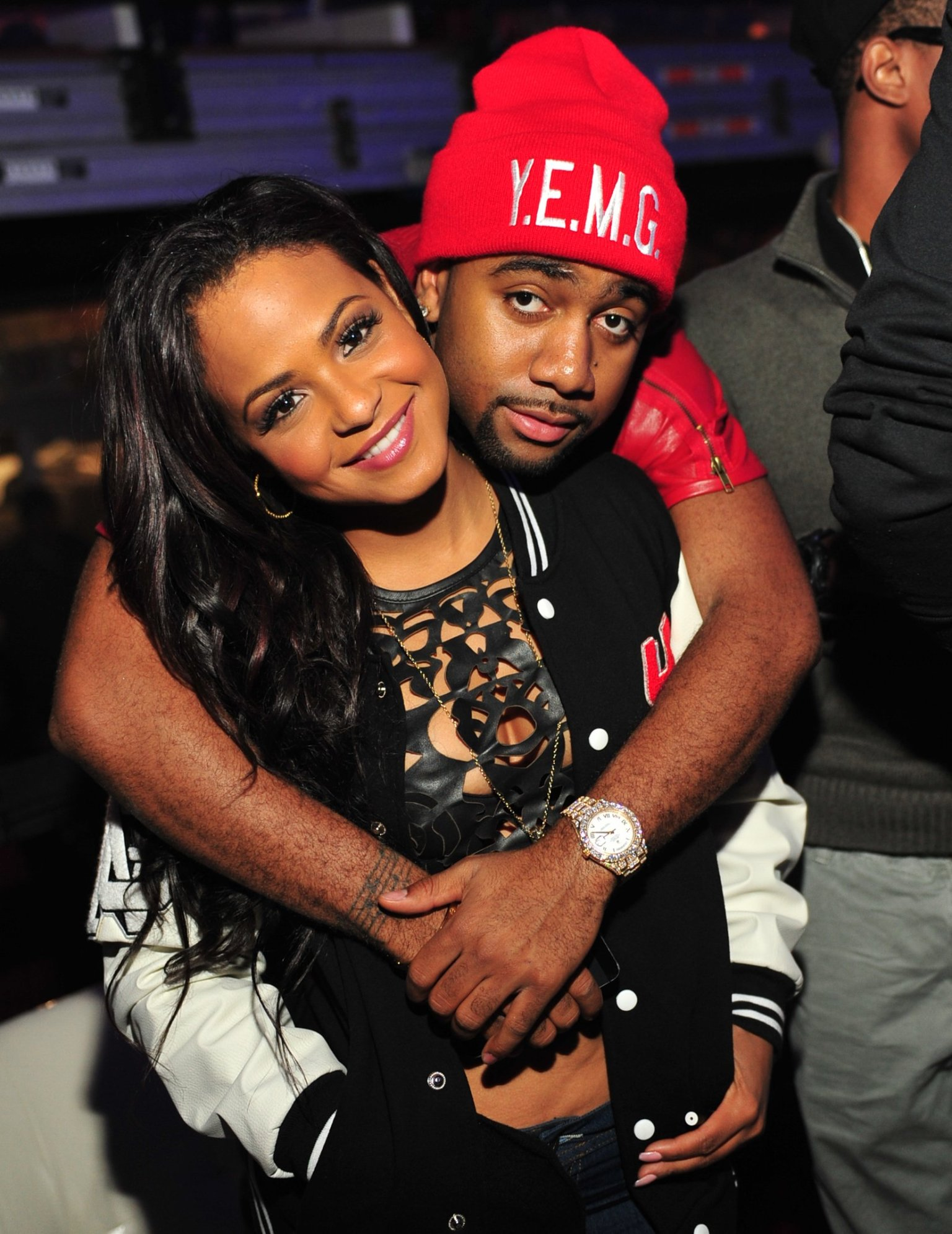 Christina Milian Gets Engaged To Jas Prince (REPORT ...