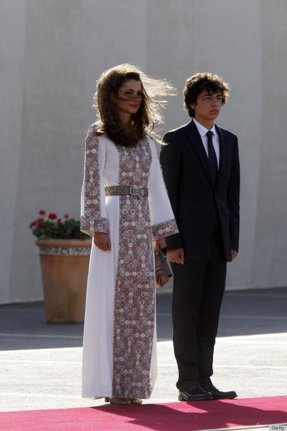 Queen Rania Fashion Queen Rania'...