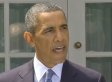 Obama Says U.S. Should Take Action In Syria, Will Seek Congress' Authorization For Use Of Force