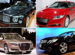 Detroit Auto Show's Best Cars