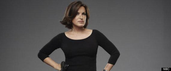 Benson's New Hair Debuts In 'Law & Order: SVU' Season 15 (PHOTOS)