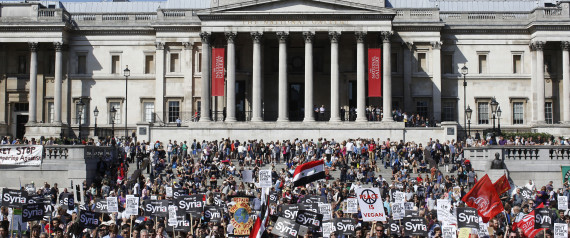 LONDRES SYRIE