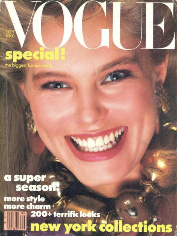 vogue september 1983