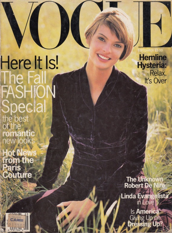 september vogue 1993
