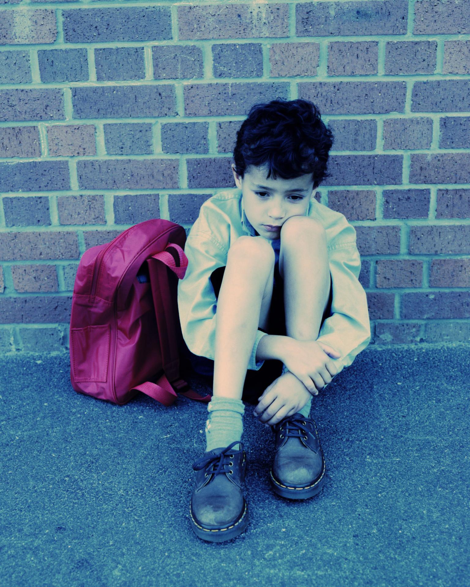 England's Poorest Children Start School In Nappies, Unable ...