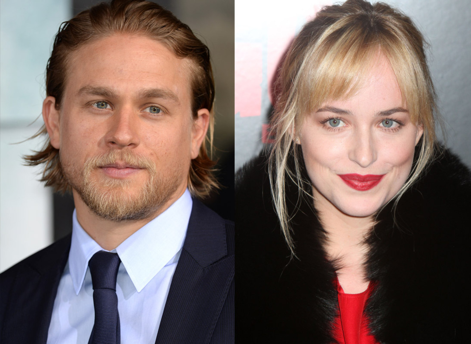 Charlie Hunnam, Dakota Johnson Cast As Leads In 'Fifty ...