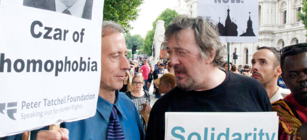 peter tatchell stephen fry