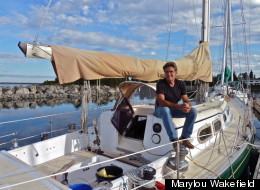 glenn wakefield sailing trip world