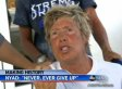 Diana Nyad On 'ABC World News': 'Never, Ever Give Up' (VIDEO)