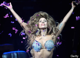 Lady Gaga at the iTunes Festival - Review