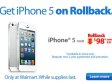 Walmart Cuts Price Of iPhone To $98 Ahead Of Expected 5S Release