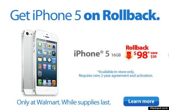 walmart iphone