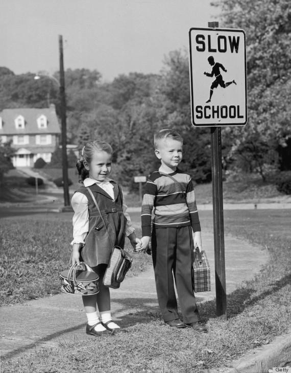 Do Stars Walk Their Kids To School