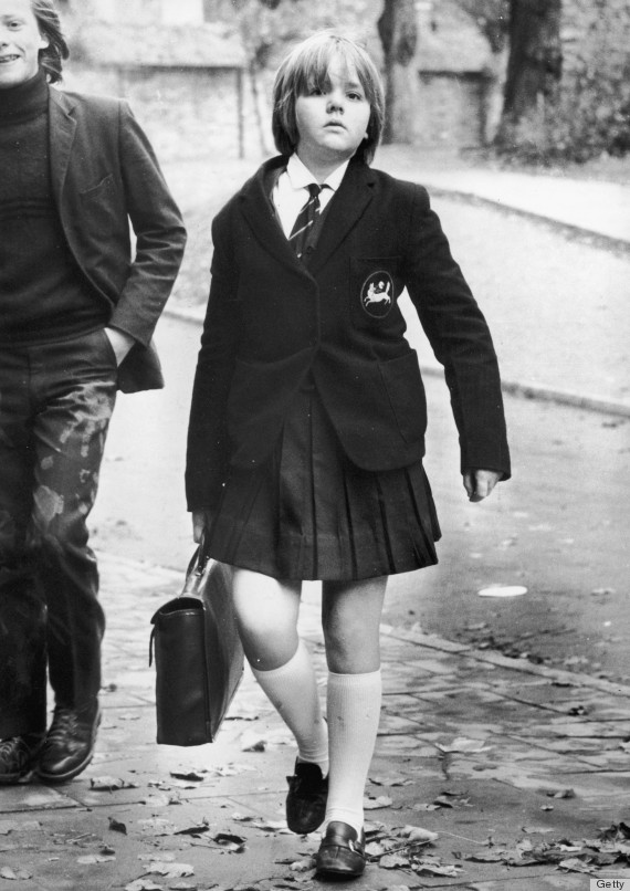 strict reform school uniforms for boys