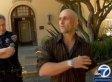 Ryan Raso, Homeless Man, Saves Female Police Officer