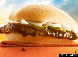 McRib Made With Chicken?!