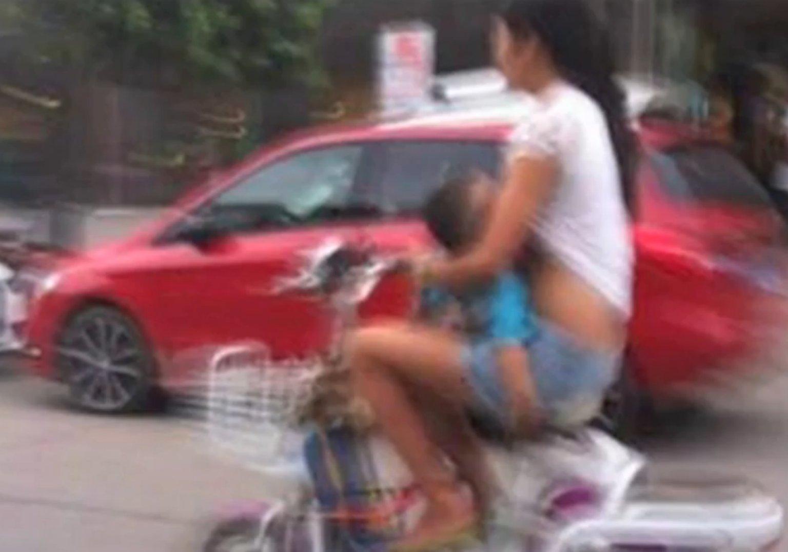 Кого родила китаянка шок 26 фотография