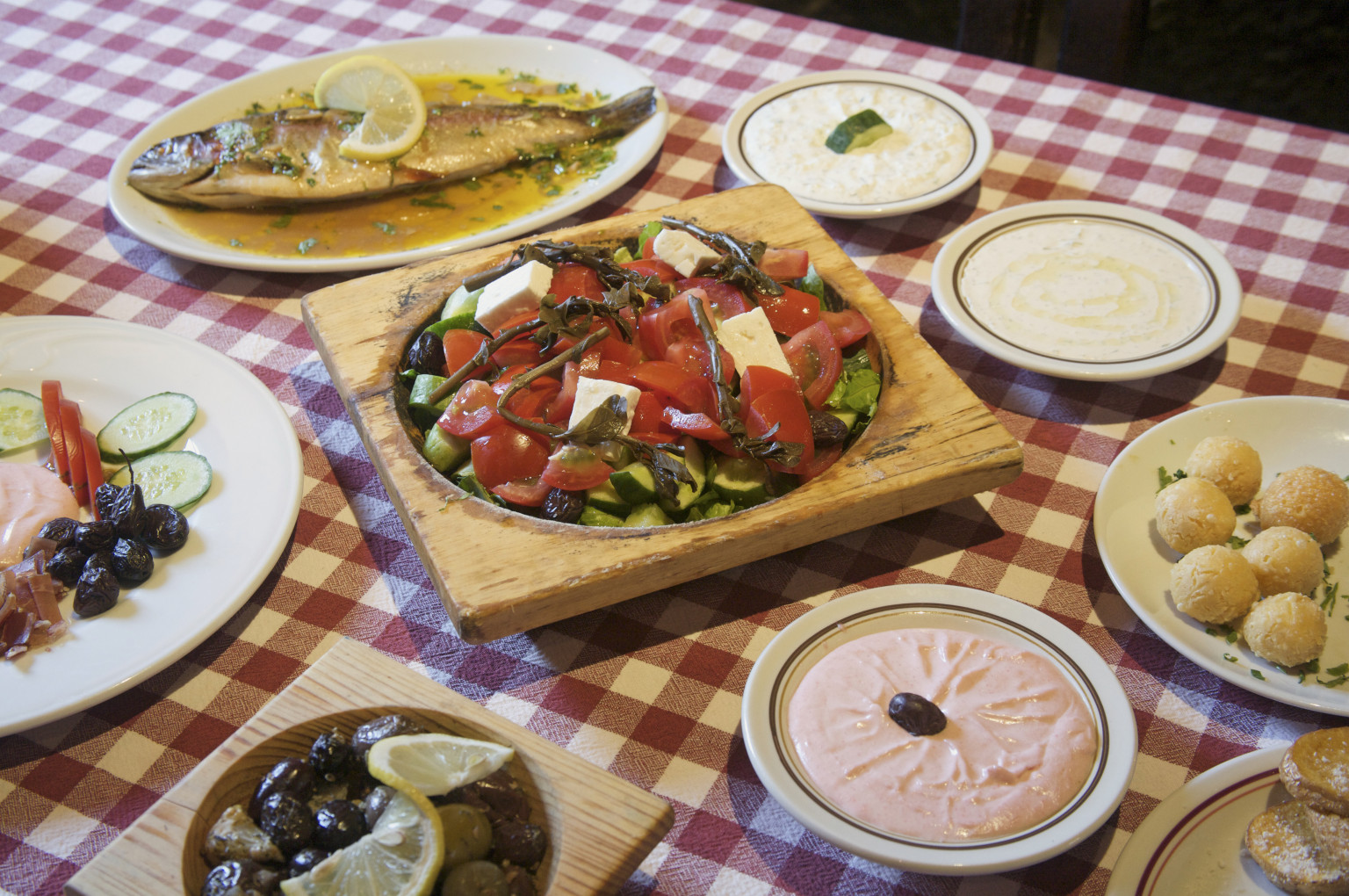 Mediterranean Diet Boosts Brain Functioning, Lowers