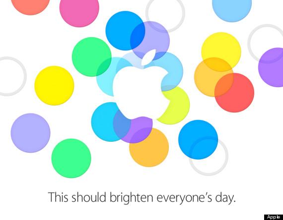apple invitation