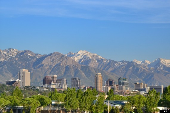 25 happiest healthiest cities in america huffpost for Best places to live in the mountains