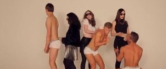 BLURRED LINES PARODY