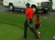 Tiger Woods' Daughter, Sam, Wears Red Like Dad At Deutsche Bank Championship (VIDEO)