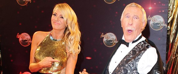 TESS DALY BRUCE FORSYTH