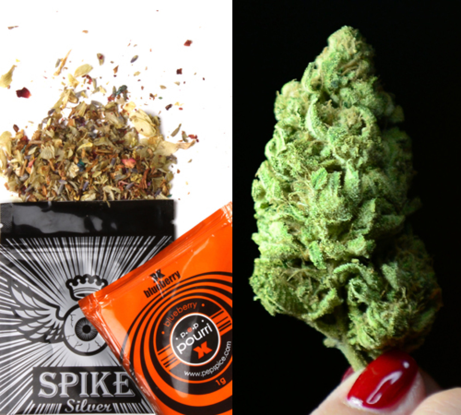 synthetic marijuana The 2017 monitoring the future college students and young adults survey shows trends in the use of marijuana, alcohol, nicotine, and synthetic drugs in college students and non-college peers.