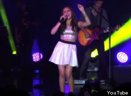 Carly Rose Sonenclar's Epic Motown Mashup (VIDEO)