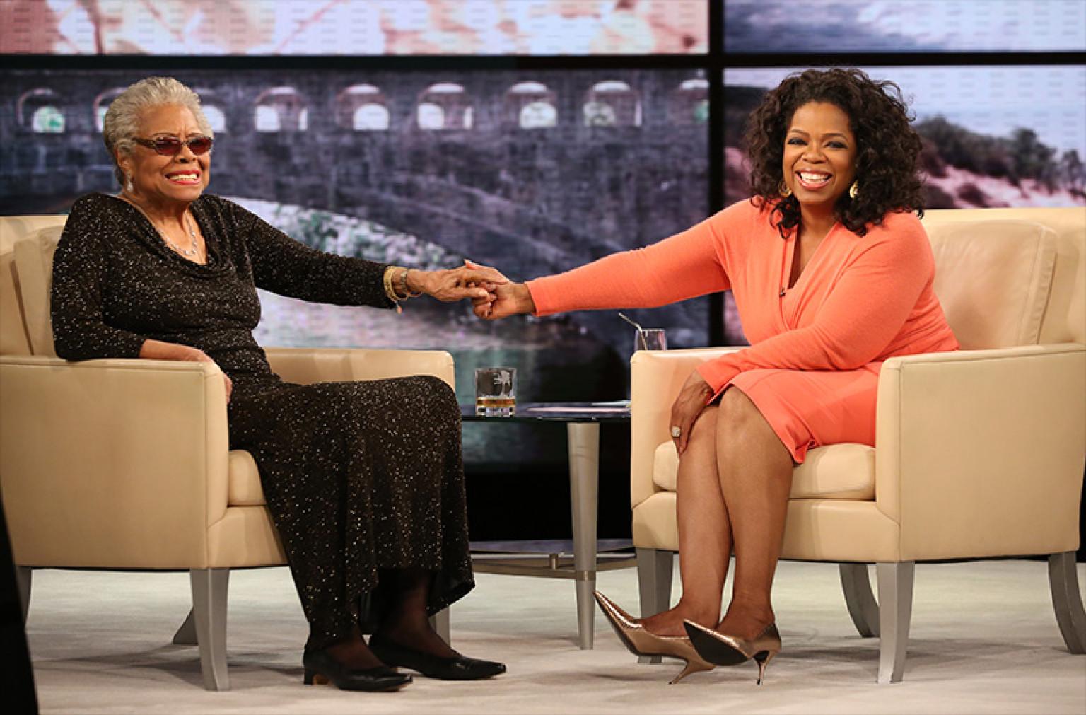 Oprah S Shoes On Super Soul Sunday